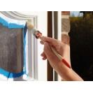 Малярная лента чёткий край УФ, синяя 25 м * 25 мм (2 нед.) TESA