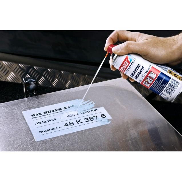 Спрей очиститель клея 200мл TESA