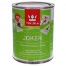 Краска интерьерная моющаяся Tikkurila Joker А матовая 0.9 л