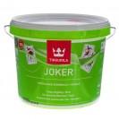 Краска интерьерная моющаяся Tikkurila Joker А матовая 2.7 л