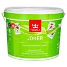 Краска интерьерная моющаяся Tikkurila Joker А матовая 9 л