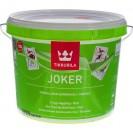 Краска интерьерная моющаяся Tikkurila Joker C матовая 2.7 л