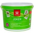 Краска интерьерная моющаяся Tikkurila Joker С матовая 9 л