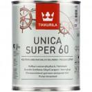 Лак универсальный Tikkurila Unica Super 60 EP полуматовый 0.9 л