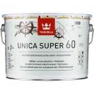 Лак универсальный Tikkurila Unica Super 60 EP полуматовый 9 л