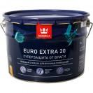 Краска для влажных помещений Tikkurila Euro Extra 20 С полуматовая 9 л