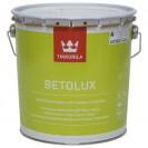 Эмаль для пола Tikkurila Betolux база С глянцевая прозрачная 2.7 л