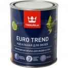 Краска для обоев и стен Tikkurila Euro Trend A матовая 0.9 л