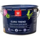 Краска для обоев и стен Tikkurila Euro Trend A матовая 9 л