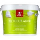 Эмаль для пола Tikkurila Betolux Аква А полуглянцевая 9 л