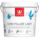 Шпатлевка легкая Tikkurila Euro Filler Light KTA 2.7 л