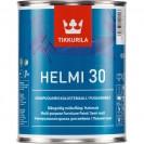 Краска для мебели Tikkurila Helmi 30 С полуматовая 0.9 л