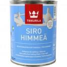 Краска для потолка Tikkurila Siro Himmea глубоко-матовая база AP белая 0.9 л