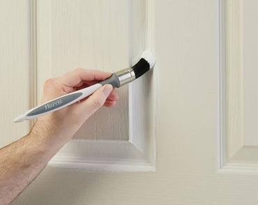 Окраска деревянных дверей. Что важно знать